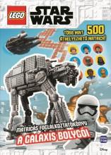 LEGO STAR WARS - A GALAXIS BOLYGÓI (MATRICÁS FOGLALKOZTATÓKÖNYV) - Ekönyv - MÓRA KÖNYVKIADÓ