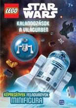 LEGO STAR WARS - KALANDOZÁSOK A VILÁGŰRBEN! (AJÁNDÉK MINIFIGURÁVAL) - Ekönyv - MÓRA KÖNYVKIADÓ