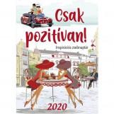 CSAK POZITÍVAN! - INSPIRÁCIÓS ZSEBNAPTÁR 2020 - Ekönyv - SZALAY KÖNYVKIADÓ ÉS KERESKEDOHÁZ KFT.