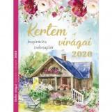 KERTEM VIRÁGAI - INSPIRÁCIÓS ZSEBNAPTÁR 2020 - Ekönyv - SZALAY KÖNYVKIADÓ ÉS KERESKEDOHÁZ KFT.