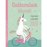 UNIKORNISOK LÉTEZNEK! - INSPIRÁCIÓS ZSEBNAPTÁR 2020 - Ekönyv - SZALAY KÖNYVKIADÓ ÉS KERESKEDOHÁZ KFT.