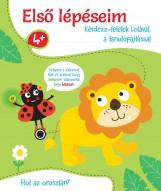 ELSŐ LÉPÉSEIM - HOL AZ OROSZLÁN? - Ekönyv - YOYO BOOKS