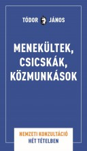 MENEKÜLTEK, CSICSKÁK, KÖZMUNKÁSOK - NEMZETI KONZULTÁCIÓ HÉT TÉTELBEN - Ekönyv - TÓDOR JÁNOS