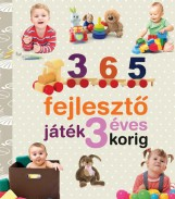 365 FEJLESZTŐ JÁTÉK 3 ÉVES KORIG - Ekönyv - NAPRAFORGÓ KÖNYVKIADÓ