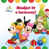 DISNEY BABY - MINDJÁRT ITT A KARÁCSONY! - Ebook - MANÓ KÖNYVEK