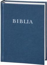 BIBLIA - KÖZÉPMÉRETŰ - VÁSZONKÖTÉSŰ, KÉK (RÚF 2014) - Ekönyv - KÁLVIN KIADÓ