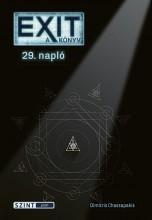 EXIT A KÖNYV - NAPLÓ - 29. HÉT (SZINT HALADÓ) - Ekönyv - CHASSAPAKIS, DIMITRIS