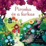 PIROSKA ÉS A FARKAS - MESEKÖNYV ÉS 30 DARABOS KIRAKÓ - Ekönyv - CENTRAL KÖNYVEK