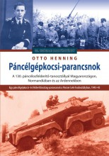 PÁNCÉLGÉPKOCSI-PARANCSNOK - Ekönyv - HENNIING,  OTTO