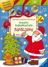 KREATÍV FOGLALKOZTATÓ - KARÁCSONY (MÁSODIK KIADÁS) - Ekönyv - SCOLAR KIADÓ ÉS SZOLGÁLTATÓ KFT.