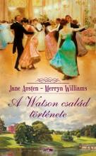 A WATSON CSALÁD TÖRTÉNETE - Ekönyv - AUSTEN, JANE - WILLIAMS, MERRYN
