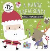A MANÓK KARÁCSONYA - MATRICÁS FOGLALKOZTATÓKÖNYV - Ekönyv - MÓRA KÖNYVKIADÓ