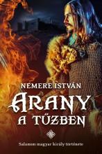 ARANY A TŰZBEN - SALAMON MAGYAR KIRÁLY TÖRTÉNETE - Ebook - NEMERE ISTVÁN
