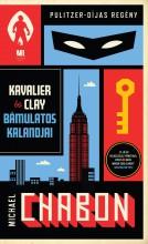 KAVALIER ÉS CLAY BÁMULATOS KALANDJAI I.-II. KÖTET - Ekönyv - CHABON, MICHAEL