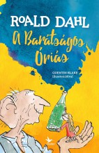 A BARÁTSÁGOS ÓRIÁS - Ekönyv - DAHL, ROALD
