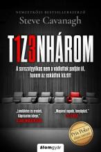 TIZENHÁROM - Ekönyv - CAVANAGH, STEVE