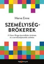 SZEMÉLYISÉGBRÓKEREK - Ebook - MERVE EMRE