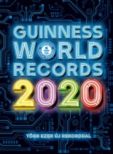 GUINNESS WORLD RECORDS 2020 - Ekönyv - GABO / TALENTUM