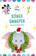 SZÍNES ÜNNEPEK - DISNEY BABY SZÍNEZŐ ÉS FOGLALKOZTATÓ - Ekönyv - MANÓ KÖNYVEK