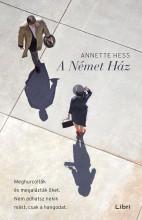 A NÉMET HÁZ - Ekönyv - HESS, ANNETTE