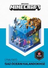 MINECRAFT - ÚTMUTATÓ AZ ÓCEÁNI KALANDOKHOZ - Ekönyv - BOOKLINE