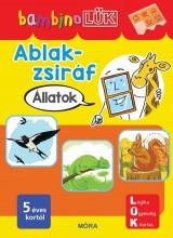 ABLAK-ZSIRÁF - ÁLLATOK (BAMBINOLÜK) - Ekönyv - LDI-141