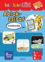 ABLAK-ZSIRÁF - KÖZLEKEDÉS (BAMBINOLÜK) - Ekönyv - LDI-142