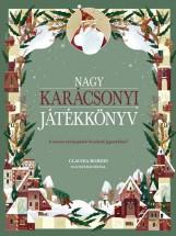 NAGY KARÁCSONYI JÁTÉKKÖNYV - 8 MESÉS TÁRSASJÁTÉK KIVEHETŐ FIGURÁKKAL - Ekönyv - BORDIN, CLAUDIA