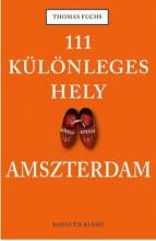 111 KÜLÖNLEGES HELY - AMSZTERDAM - Ekönyv - FUCHS, THOMAS