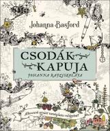 CSODÁK KAPUJA - JOHANNA RAJZISKOLÁJA - Ekönyv - BASFORD, JOHANNA