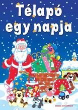 TÉLAPÓ EGY NAPJA - VERSES KIFESTŐFÜZET - Ekönyv - FOGLALKOZTATÓ