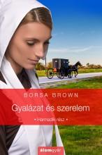 Gyalázat és szerelem - Ekönyv - Borsa Brown