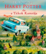 HARRY POTTER ÉS A TITKOK KAMRÁJA - ILLUSZTRÁLT KIADÁS - Ekönyv - ROWLING, J.K.