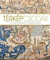 TÉRKÉPCSODÁK - A KARTOGRÁFIA MESTERMŰVEI - Ekönyv - BROTTON, JERRY