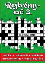 REJTVÉNYESŐ 3. (ZÖLD SZÍNŰ) - Ekönyv - PARTVONAL KIADÓ