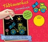 JÁRMŰVEK - TÁBLAVARÁZS (4DB SZÍNES KRÉTÁVAL!) - Ekönyv - VENTUS LIBRO KIADÓ