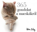 365 GONDOLAT A MACSKÁKRÓL - Ekönyv - EXLEY, HELEN
