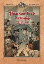 PISZKOS FRED KÖZBELÉP FÜLIG JIMMY ŐSZINTE SAJNÁLATÁRA - Ekönyv - KORCSMÁROS PÁL