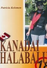 KANADAI HALABALU - Ekönyv - KELEMEN, PATRICIA