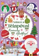 SZÍNEZZ A TÉLAPÓVAL - Ekönyv - NAPRAFORGÓ KÖNYVKIADÓ