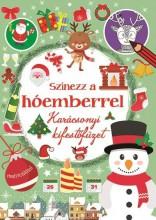 SZÍNEZZ A HÓEMBERREL - Ekönyv - NAPRAFORGÓ KÖNYVKIADÓ