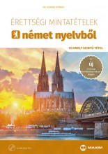 ÉRETTSÉGI MINTATÉTELEK NÉMET NYELVBŐL (50 EMELT SZINTŰ TÉTEL) CD-MELLÉKLETTEL - Ekönyv - DR. SCHEIBL GYÖRGY