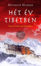 HÉT ÉV TIBETBEN - Ekönyv - HARRER, HEINRICH