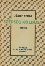 SZÉPSÉG KOLDUSA - Ekönyv - JÓZSEF ATTILA
