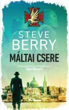MÁLTAI CSERE - Ekönyv - BERRY, STEVE