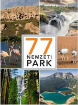 77 NEMZETI PARK - Ekönyv - KÉRI ANDRÁS
