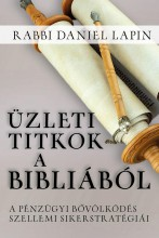 ÜZLETI TITKOK A BIBLIÁBÓL - Ekönyv - RABBI, DANMIEL  LAPIN