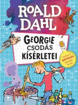 GEORGIE CSODÁS KÍSÉRLETEI - Ekönyv - DAHL, ROALD