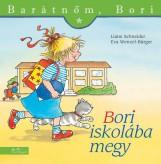 BORI ISKOLÁBA MEGY - BARÁTNŐM, BORI - Ekönyv - SCHNEIDER, LIANE - WENZEL-BÜRGER, EVA