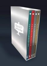 DESSZERTLECKÉK (DÍSZDOBOZOS KIADÁS) - Ekönyv - CENTRAL KÖNYVEK